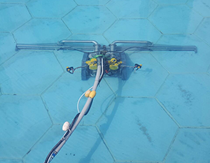 Weda Pool Cleaner